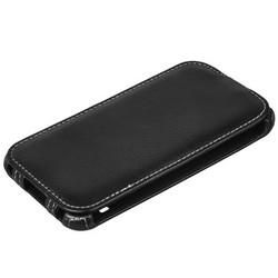 Чехол Exakted для Samsung Galaxy A7 SM-A710F (2016 г.) с откидным верхом Черный в техпаке