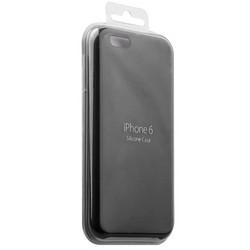 Чехол-накладка силиконовый Silicone Case для iPhone 6s/ 6 (4.7) Black Черный №18