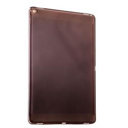 """Чехол силиконовый для iPad Pro (12,9"""") супертонкий в техпаке (прозрачно-чёрный)"""