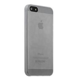 Чехол-накладка силиконовая Uniq для iPhone SE/ 5s/ 5 Bodycon Clear IP5SHYB-BDCCLR матовая