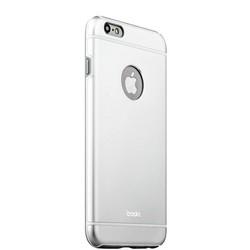 Накладка металлическая iBacks Ares Armour Aluminum Case для iPhone 6s/ 6 (4.7) - (ip60264) Silver