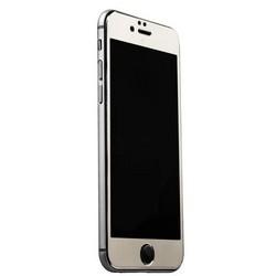Чехол&стекло iBacks Ares Series Protection Suit для iPhone 6s Plus (5.5) - Conqueror (ip60161) Silver - Серебристый