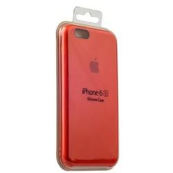 Чехол-накладка силиконовый Silicone Case для iPhone 6s/ 6 (4.7) Orange Оранжевый №13