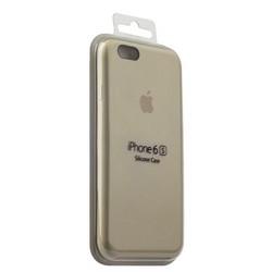Чехол-накладка силиконовый Silicone Case для iPhone 6s/ 6 (4.7) White Белый №20