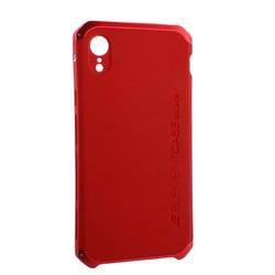 """Чехол-накладка Element Case (AL&Pl) для Apple iPhone XR (6.1"""") Solace Красный (красный ободок)"""