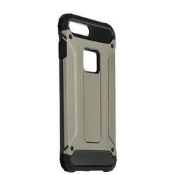 Накладка Amazing design противоударная для iPhone 8 Plus/ 7 Plus (5.5) (Серый Космос) - Графитовая