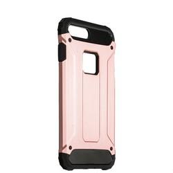 Накладка Amazing design противоударная для iPhone 8 Plus/ 7 Plus (5.5) Розовое золото