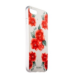 Накладка силиконовая Beckberg Exotic series для iPhone 8/ 7 (4.7) со стразами Swarovski вид 17