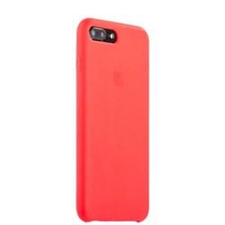 Чехол-накладка силиконовый Silicone Case для iPhone 8 Plus/ 7 Plus (5.5) Product red Красный №14