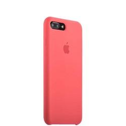 Чехол-накладка силиконовый Silicone Case для iPhone 8 Plus/ 7 Plus (5.5) Camellia Розовая камелия №25