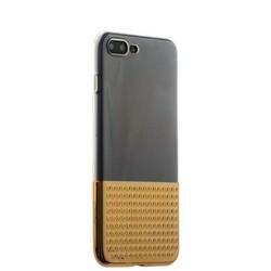 Чехол-накладка силиконовый COTEetCI Gorgeous Silicone Case для iPhone 8 Plus/ 7 Plus (5.5) CS7029-GD Золотистый