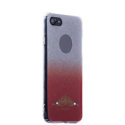 Накладка силиконовая Beckberg Starlight series для iPhone 8/ 7 (4.7) со стразами Swarovski вид 2