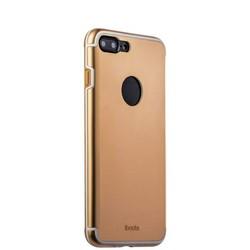 Накладка металлическая iBacks Premium Aluminium case для iPhone 8 Plus/ 7 Plus (5.5) - Essence (ip60357) Gold Золототистая