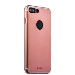 Накладка металлическая iBacks Premium Aluminium case для iPhone 8 Plus/ 7 Plus (5.5) - Essence (ip60358) Rose Gold Розовое зол.