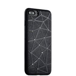 Чехол-накладка силиконовый COTEetCI Star Diamond Case для iPhone 8 Plus/ 7 Plus (5.5) CS7033-BK Черный