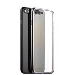 Чехол-накладка силикон Deppa Gel Plus Case D-85288 для iPhone 8 Plus/ 7 Plus (5.5) 0.9мм Графитовый матовый борт