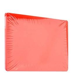 """Защитный чехол-накладка BTA-Workshop для MacBook Pro 15"""" Touch Bar (2016г.) матовая красная"""