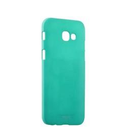 Чехол-накладка пластик Soft touch Deppa Air Case D-83287 для Samsung Galaxy A5 SM-A520F (2017 г.) 1мм Мятный
