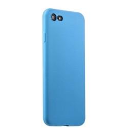 Чехол-накладка силикон Soft touch Deppa Gel Air Case D-85266 для iPhone 8/ 7 (4.7) 0.7мм Голубой