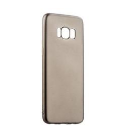 Чехол-накладка силиконовый J-case Delicate Series Matt 0.5mm для Samsung Galaxy S8 Графитовый