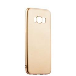 Чехол-накладка силиконовый J-case Delicate Series Matt 0.5mm для Samsung Galaxy S8 Золотистый
