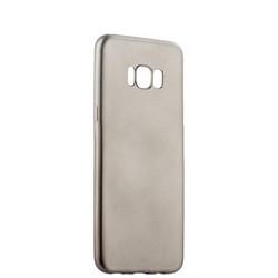 Чехол-накладка силиконовый J-case Delicate Series Matt 0.5mm для Samsung Galaxy S8 Plus Графитовый