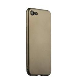 Чехол-накладка силиконовый J-case Delicate Series Matt 0.5mm для iPhone 8/ 7 (4.7) Графитовый
