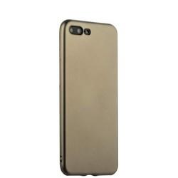 Чехол-накладка силиконовый J-case Delicate Series Matt 0.5mm для iPhone 8 Plus/ 7 Plus (5.5) Графитовый