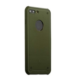 Накладка Baseus ARAPIPH7P-TS06 силиконовая Shield Case для iPhone 8 Plus/ 7 Plus (5.5) Зеленая