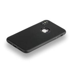 """Чехол силиконовый Hoco Fascination Series для iPhone XS/ X (5.8"""") Черный"""