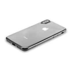 """Чехол силиконовый Hoco Light Series для iPhone XS/ X (5.8"""") Дымчатый"""
