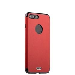 """Чехол-накладка силиконовый J-case Jack Series (с магнитом) для iPhone 8 Plus/ 7 Plus (5.5"""") Красный"""