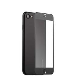 Чехол-накладка супертонкая Coblue Slim Series PP Case & Glass (2в1) для iPhone SE (2020г.)/ 8/ 7 (4.7) Черный