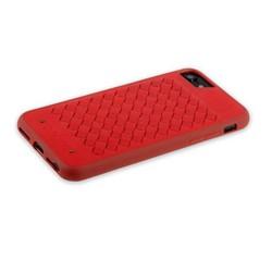 """Накладка кожаная Santa Barbara Polo&Racquet Club Ravel Series для iPhone 8/ 7 (4.7"""") Красная"""