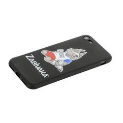 """Чехол-накладка TPU Deppa D-103900 ЧМ по футболу FIFA™ Zabivaka 3 для iPhone 8/ 7 (4.7"""")"""