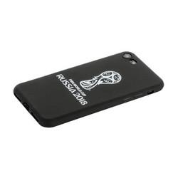 "Чехол-накладка TPU Deppa D-103902 ЧМ по футболу FIFA™ Official Emblem для iPhone 8/ 7 (4.7"") Белый"