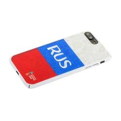 """Чехол-накладка PC Deppa D-103917 ЧМ по футболу FIFA™ Flag Russia для iPhone 8 Plus/ 7 Plus (5.5"""")"""