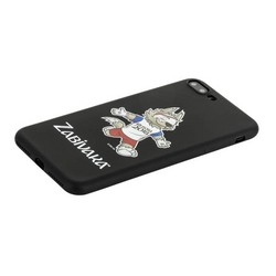 "Чехол-накладка TPU Deppa D-103925 ЧМ по футболу FIFA™ Zabivaka 4 для iPhone 8 Plus/ 7 Plus (5.5"")"