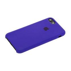 Чехол-накладка силиконовый Silicone Case для iPhone 8/ 7 (4.7) Ultra Violet Ультрафиолет №32