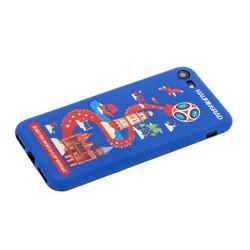 "Чехол-накладка TPU Deppa D-103909 ЧМ по футболу FIFA™ Kaliningrad для iPhone 8/ 7 (4.7"")"