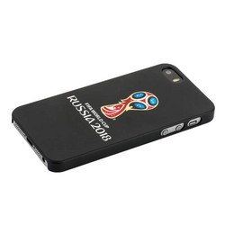 "Чехол-накладка PC Deppa D-103844 ЧМ по футболу FIFA™ Official Emblem для iPhone SE/ 5S/ 5 (4.0"")"