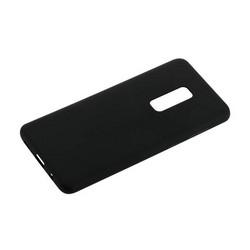 Чехол-накладка силикон Anycase TPU A-140254 для Samsung GALAXY S9+ SM-G965F 1.0 мм матовый Черный