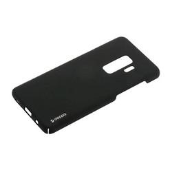 Чехол-накладка пластик Soft touch Deppa Air Case D-83341 для Samsung GALAXY S9+ SM-G965F 1мм Черный