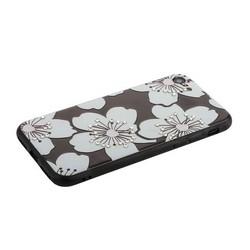 """Накладка PC+TPU BLING BALLY Luxury Diamond Case для iPhone 8/ 7 (4.7"""") Цветы"""