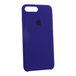 Чехол-накладка силиконовый Silicone Case для iPhone 8 Plus/ 7 Plus (5.5) Ultra Violet Ультрафиолет №32