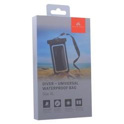 """Чехол водонепроницаемый Black Rock универсальный Universal Waterproof Bag (Size XL) 4,5""""-5"""" (800049) 9011DWB02 Черный"""