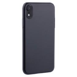 """Чехол силиконовый Hoco Light Series для iPhone XR (6.1"""") Дымчатый"""