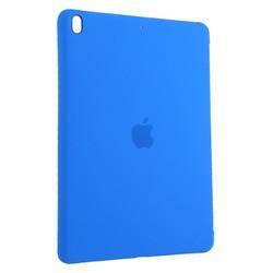 """Чехол-накладка Silicone Case для New iPad (9,7"""") 5-6го поколений 2017-2018г.г. Синий"""