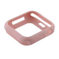 Чехол силиконовый бампер COTEetCI TPU case для Apple Watch Series 5/ 4 (CS7050-PK) 44мм Розовый