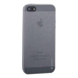 "Чехол-накладка силикон Deppa Gel Case D-85200 для iPhone SE/ 5S/ 5 (4.0"") 0.8мм Прозрачный"